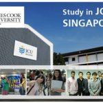 Tuần lễ tư vấn du học Đại học James Cook Singapore
