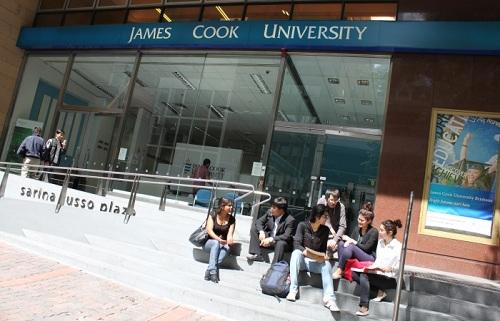Image result for trường Đại học james cook, úc