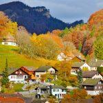 Khí hậu ở Thụy Sĩ như thế nào?