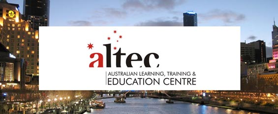 Trường cao đẳng nghề Australian Learning and Education Centre (ALTEC) - Úc