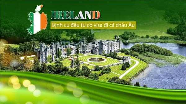 Image result for định cư ireland