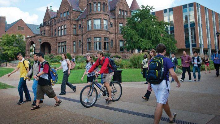 Du học Mỹ - Trường Đại học Saint Louis University (SLU)
