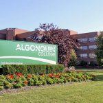 Du học Canada – Trường Cao Đẳng Algonquin College tại Ottawa
