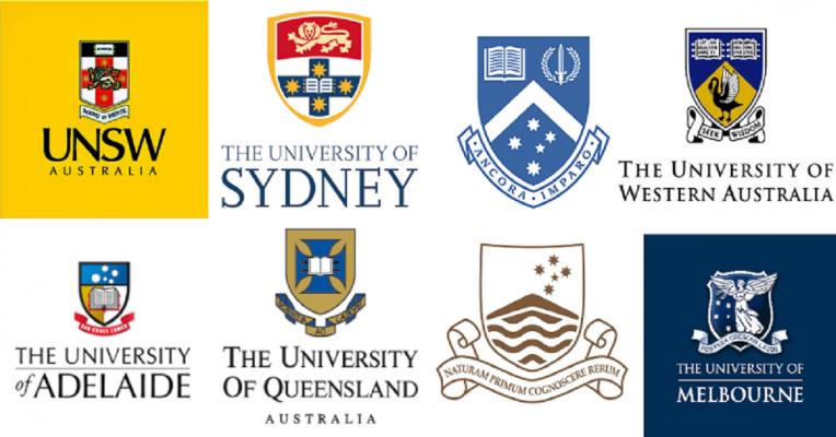 Kế hoạch chinh phục nhóm đại học G8 của Úc