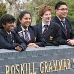 Mount Roskill Grammar School: trường Công lập uy tín tại New Zealand