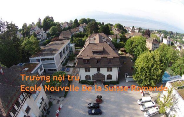 Du học Thụy Sỹ bậc THPT tại trường nội trú Ecole Nouvelle De la Suisse Romande
