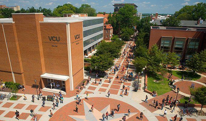 Trường Đại học Virginia Commonwealth University của Mỹ tại tiểu bang Virginia hinh 1