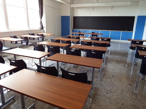William Academy classroom