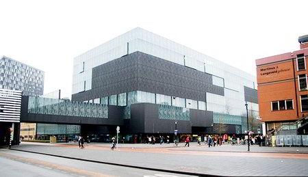 Trường đại học Utrecht nổi tiếng là trường đại học đứng đầu Hà Lan