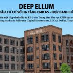 Dự án CMB Nhóm 65 – Stillwater Deep Ellum