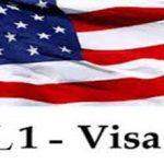 Visa không định cư Mỹ L-1