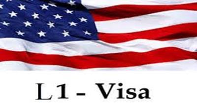 Visa không định cư Mỹ L1
