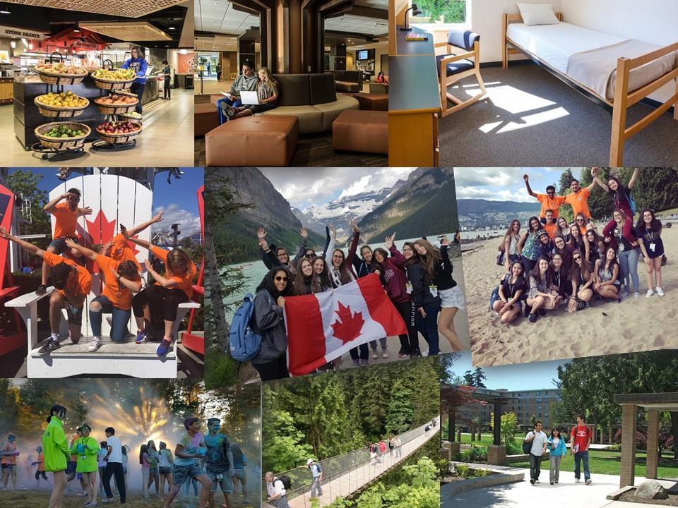 Các hoạt động trong chương trình du học hè Canada 2018 tại Niagara