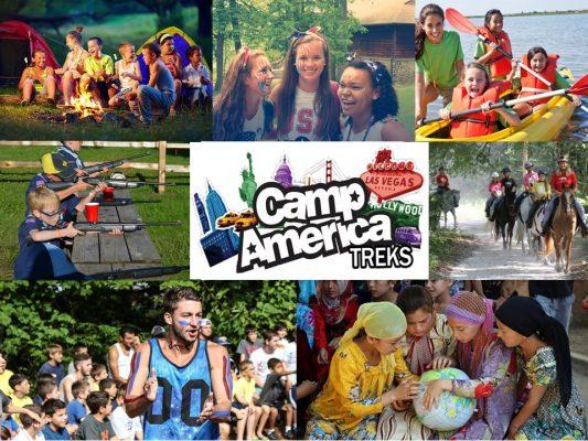 Các hoạt động trong hành trình du học hè Mỹ 2018