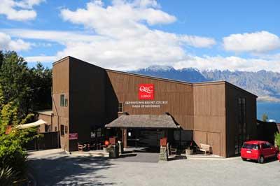 Trường Cao đẳng Queenstown Resort (QRC) - New Zealand