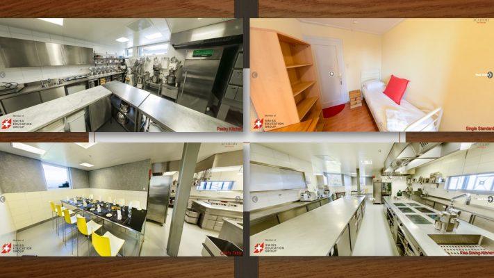 [Du học hè Thụy Sĩ 2018] Khởi nguồn tình yêu với nghệ thuật ẩm thực tại Le Bouveret