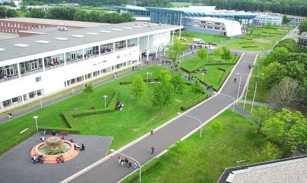 Đại học Hanze, Groningen là trường chuyên đào tạo khoa học ứng dụng nổi tiếng tại Hà Lan