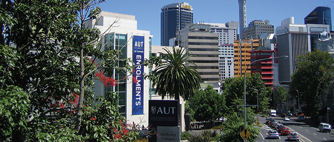 Image result for aut university new zealand