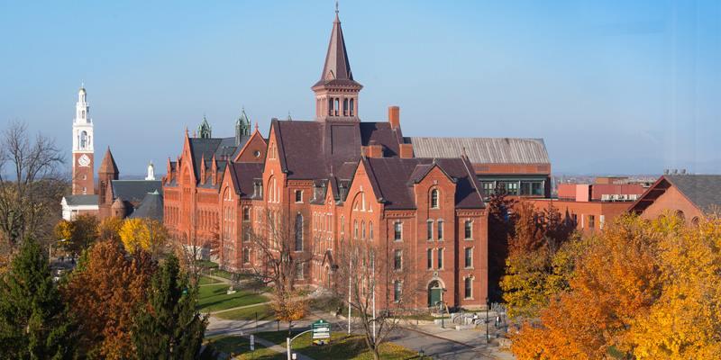 Đại học Vermont, Mỹ