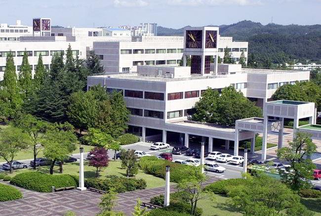 Đại học Khoa học và Công nghệ Pohang, Hàn Quốc (POSTECH)
