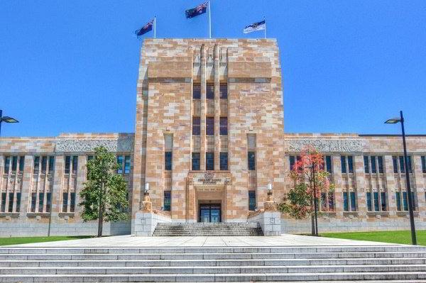 Đại học Queensland Úc