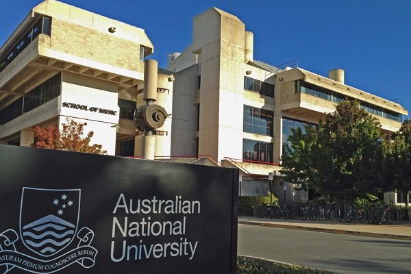 Australia National University – ANU