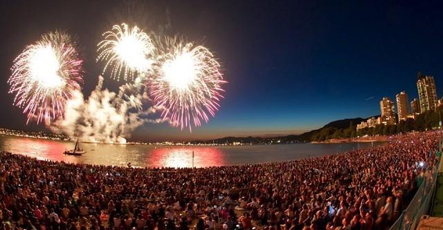 Lễ hội pháo hoa Vancouver