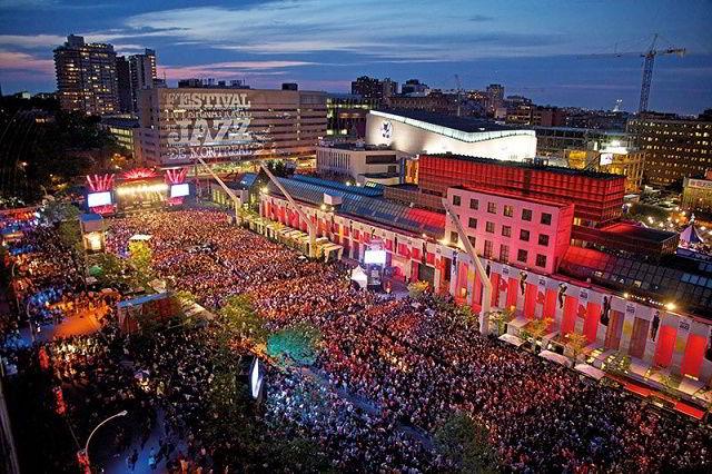 Liên hoan nhạc Jazz tại Montreal