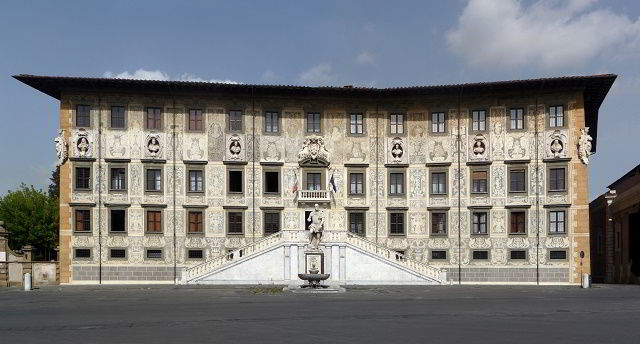 Trường Scuola Superiore Sant'Anna, Italy