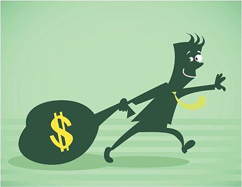 Chứng minh tài chính - thu nhập hàng tháng