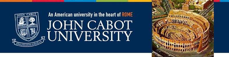 Học bổng trường đại học John Cabot - Italia