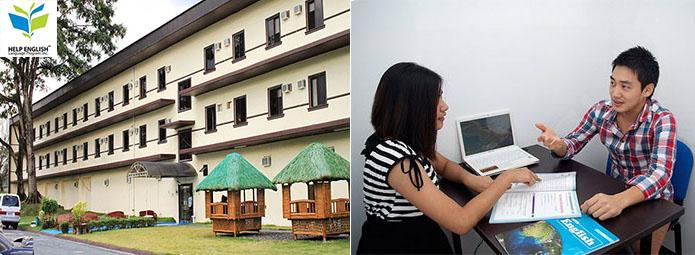 Du học Tiếng Anh tại Philippines: Trường Anh ngữ Help