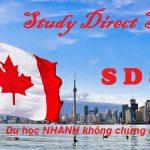 Du học Canada diện SDS (Study direct Stream) và CES (Canada Express Study)