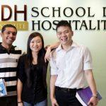 Học bổng năm 2018 – 2019 của Học viện SDH, Singapore